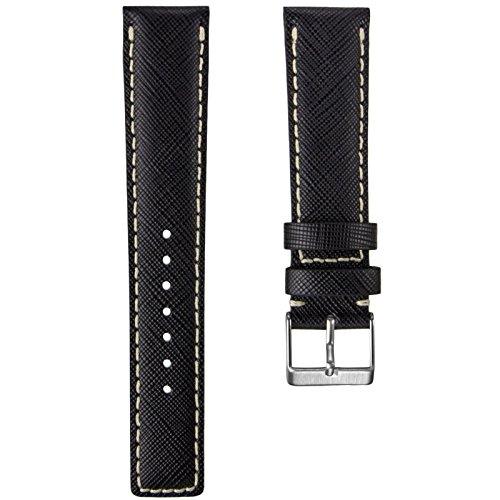 bracelet-de-montre-geckota-d-1-cuir-veritable-style-aviateur-noir-20mm