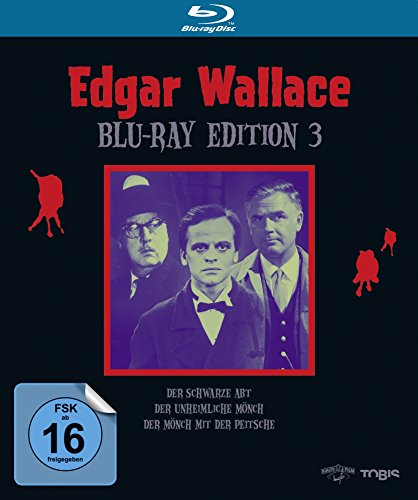 Edgar Wallace Edition 3 [Blu-ray]