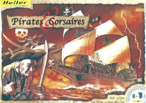 Heller - 52703 - Maquette - Bateaux - Pirates & Corsaires - Echelle 1/200