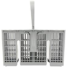 Indesit - Cesto per posate per lavastoviglie Hotpoint, colore: Grigio