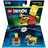 LEGO Dimensions - The Simpsons, Bart