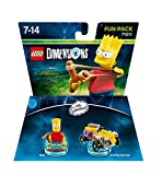 LEGO Dimensions - Fun Pack - Bart Bild
