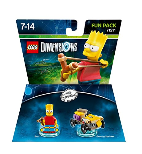 Warner Bros. Interactive Spain (VG) Lego Dimensions - The Simpsons, Bart