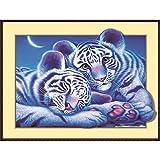 Best Disney libros por un 1 años de - Kit de pintura de diamante 3D de tigre Review