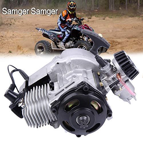 Sange 49cc 2 Hub Pull Start Motor Motor Luftgekühlt für Pocket Bike Mini Dirt Bike ATV Roller