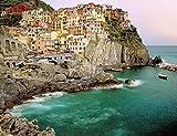 Ravensburger 16615 - Cinque Terre, Italien - 2000 Teile Puzzle