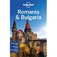 Lonely Planet Romania & Bulgaria (Travel Guide) by Lonely Planet (2013-05-01)
