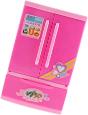 Magideal Play House Mini Fridge Children Kids Toys