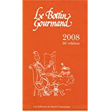 Le Bottin Gourmand 2008