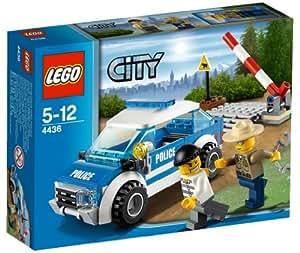 LEGO City 4436: Patrol Car