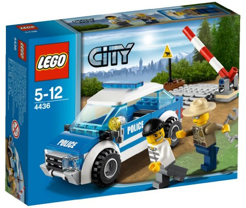 LEGO-City-4436-Patrol-Car
