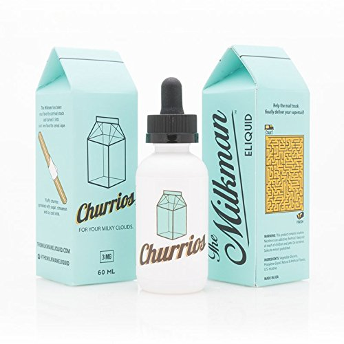 The Milkman Churiros 60ml