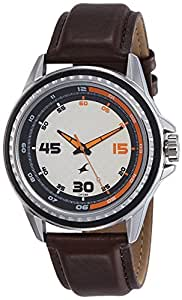 Fastrack Analog Multi-Colour Dial Men's Watch-3142SL02