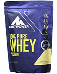 Multipower 100% Pure Whey Protein, French Vanilla