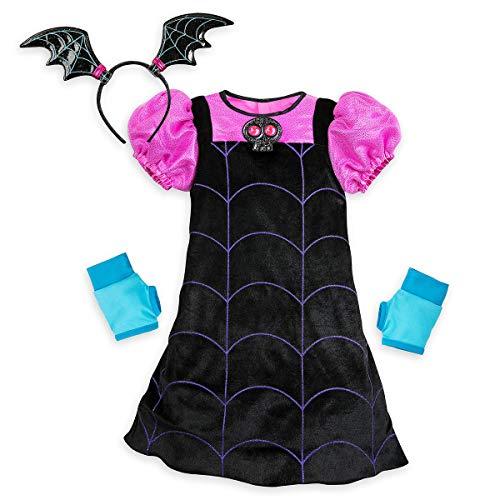 Costume Vampirina per Bambini - Disney Store Original - Taglia 2 Anni