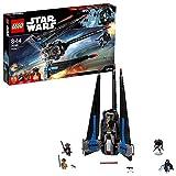 LEGO Star Wars 75185 - Tracker I Raumschiff Spielzeug