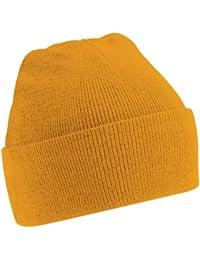 22e2780a452 Amazon.fr   bonnet jaune moutarde   Vêtements