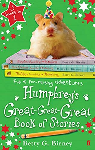 book cover of Humphrey\'s Great-Great-Great Book of Stories