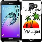 Coque pour Samsung Galaxy A3 2016 (SM-A310) - Langkawi En Malaisie by loki1982