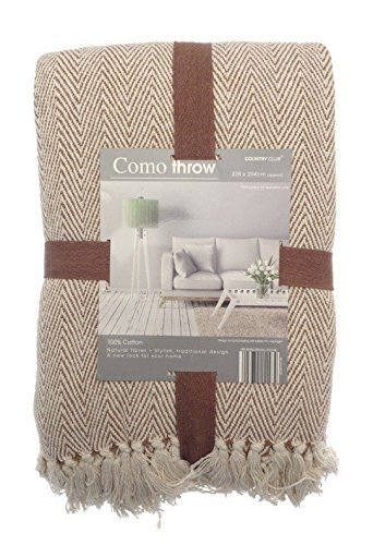 como-throw-228-x-254-cm-large-sofa-chair-and-bed-decorative-throwover-brown-beige-stylish