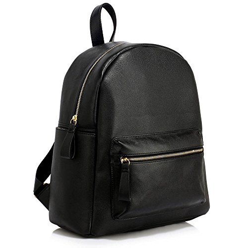 from-school-bags-boys-girls-backpack-backpack-studded-shoulder-bronze-at-canon-in-faux-leather-trave