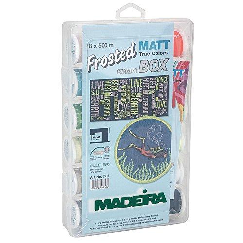 Madeira Smart Box Frosted Matt No.40 -