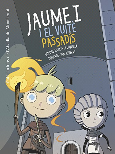 Jaume I I El Vuitè Passadís (Novel·la gràfica infantil) - 9788498838503