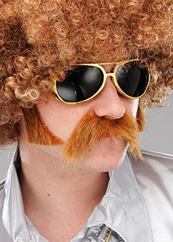 Gafas de Hombre 70s de Oro