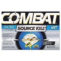 Combat Ant Killing System Child-Resistant Kills Queen & Colony 6/Box