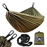 NatureFun Ultra-Light Travel Camping Hammock | 300kg Load Capacity,(300 x 140 cm) Breathable,Quick-drying
