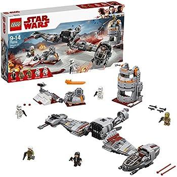 Lego Star Wars - Défense de Crait - 75202 - Jeu de Construction