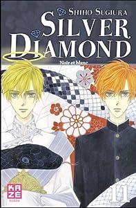 Silver Diamond Edition simple Tome 11