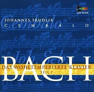 Wohltemperierte Klavier Vol. 1