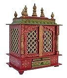 Home Temple / Wooden Temple/ Pooja Mandi...