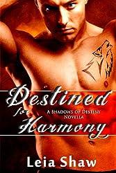 Destined for Harmony (Shadows of Destiny) (English Edition)