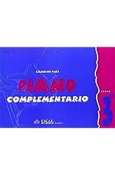 Descargar gratis Iniciación Al Piano : Ejercicios Para Piano Complementario, Curso 3° en .epub, .pdf o .mobi