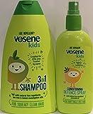 Vosene Kids Läuse Repellent 3in1Shampoo...
