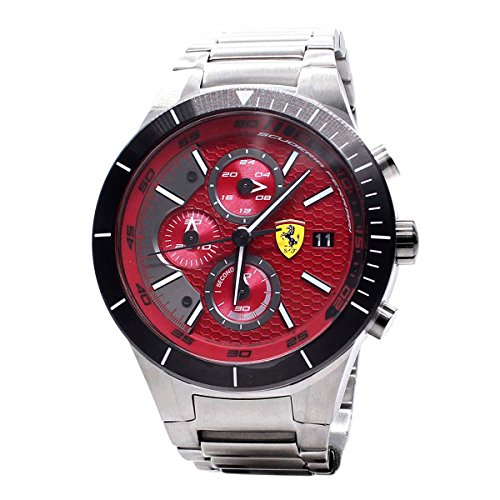 Ferrari Malla Me Up Cuarzo: Batería JAPAN Reloj 0830269