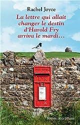 La lettre qui allait changer le destin d'Harold Fry arriva