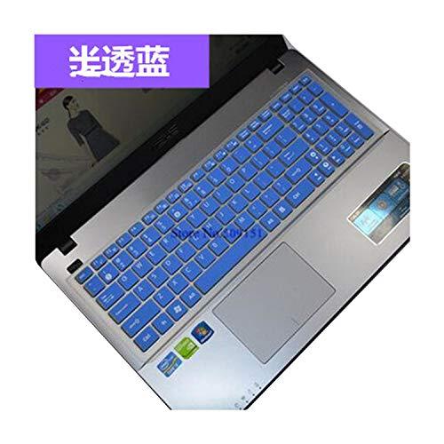 Copritastiera in silicone per Asus X555lp Vx7 X501 Dx991c X554l Vm590ze/Lb Vm510l E502m Vivobook 4000 S5