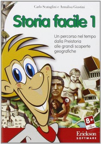 Storia facile. CD-ROM: 1