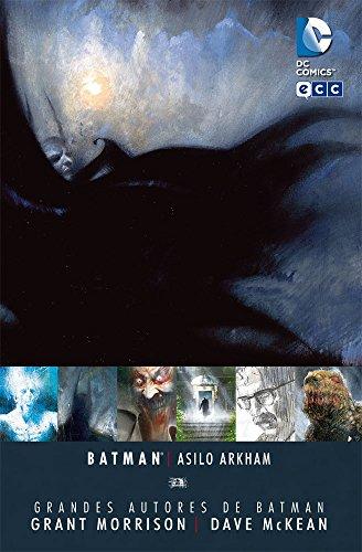 Descargar Libro GAB: Asilo Arkham (3 ed) de Grant Morrison y Dave McKean