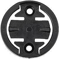 Acogedor 1 Pc Support d'extension d'ordinateur de Vélo en Plastique, pour Garmin/pour Bryton/pour CATEYE, Noir