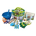 Little Pals Santas Sack Set for Boys, Baking Set, Garden Kit, Bird Feeder, Growing Set