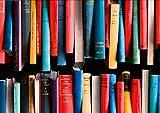 Fablon Klebefolie, 45cm x 2m Buch Stack Rolle