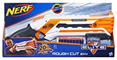 Idea Regalo - Nerf Elite - Rough Cut 2x4 (blaster con dardi)