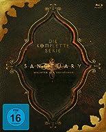 Sanctuary - Die komplette Serie [Blu-ray] hier kaufen