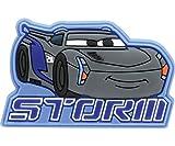 crocs Jibbitz Disneys Cars 3 - Jackson Storm - 10006898