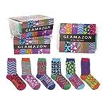Chollos Amazon para Glamazon Wild Oddsocks - Unite...