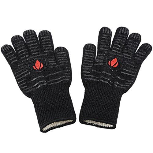 Ace-baumwolle Handschuhe (huaxiong Paar Backen Handschuhe Dick hitzebeständig Isolierung Wärme Proof Handschuh Baumwolle Ofenhandschuh Küche Handschuhe Essential BBQ Ofen Handschuhe wh-bq010)